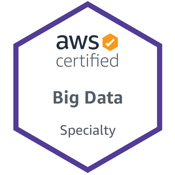AWS Certified Big Data Professional